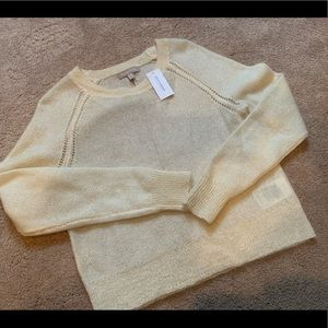 Banana republic wool sweater with tags size S/M